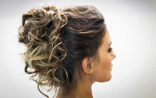 35 Penteados Para Noivas De Cabelo Curto Tutorial