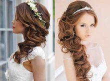 penteados lindos com tranças