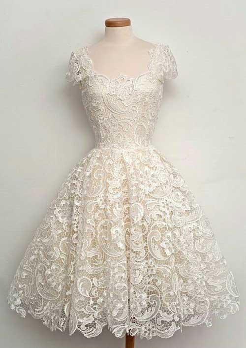 Vestidos para casamentos civil