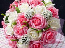 buquê de flores para noivas