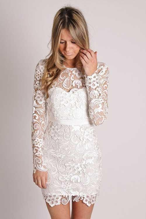 Vestidos para casamento civil de dia