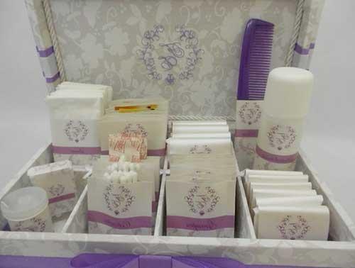 Kit Para Banheiro No Casamento : Kit banheiro spa para casamento o que colocar como