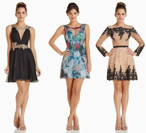 fotos de vestidos para convidadas
