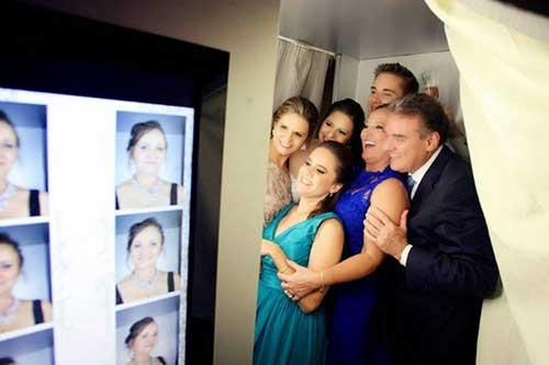 Cabine de Fotos para Casamento