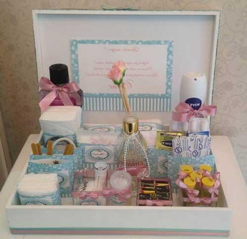 Kit Banheiro Para Casamento Goiania : Kit banheiro spa para casamento o que colocar como