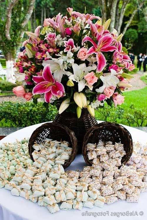 Fotos de Flores para Casamento