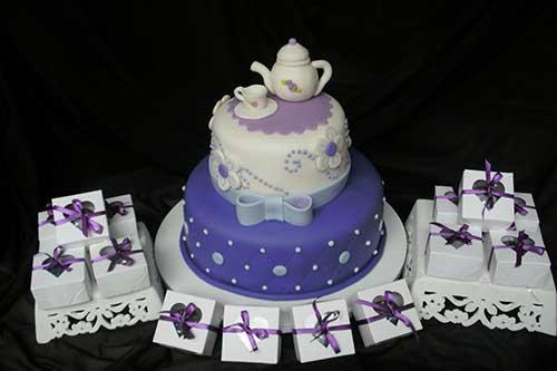 modelos de bolo de noivado