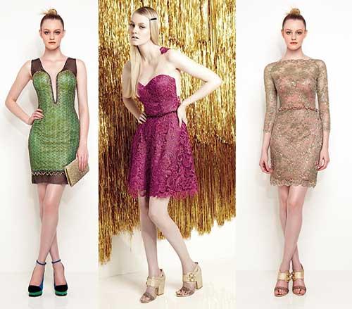 modelos de vestidos para convidadas