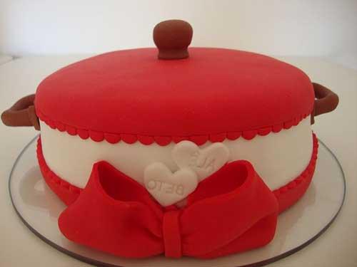 dicas de bolo de noivado