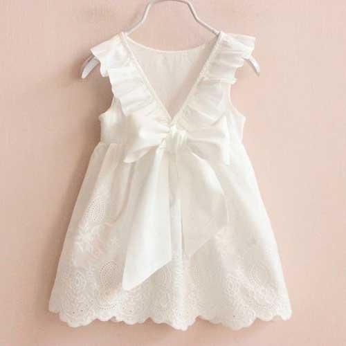 30 Vestidos Infantis De Casamento Fotosmodeloslooks