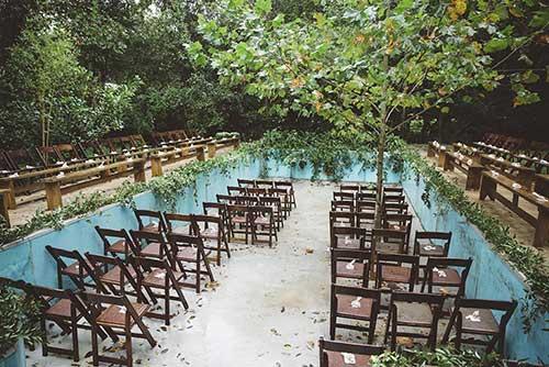 Cadeiras no centro!