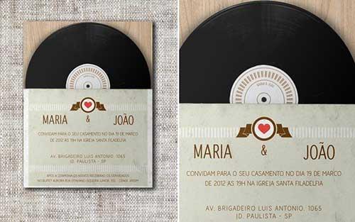 em formato de disco