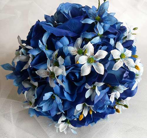 acessórios de flores