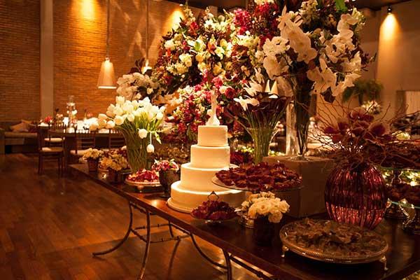 imagens de casamento decorado