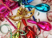 como decorar casamento com tema do carnaval