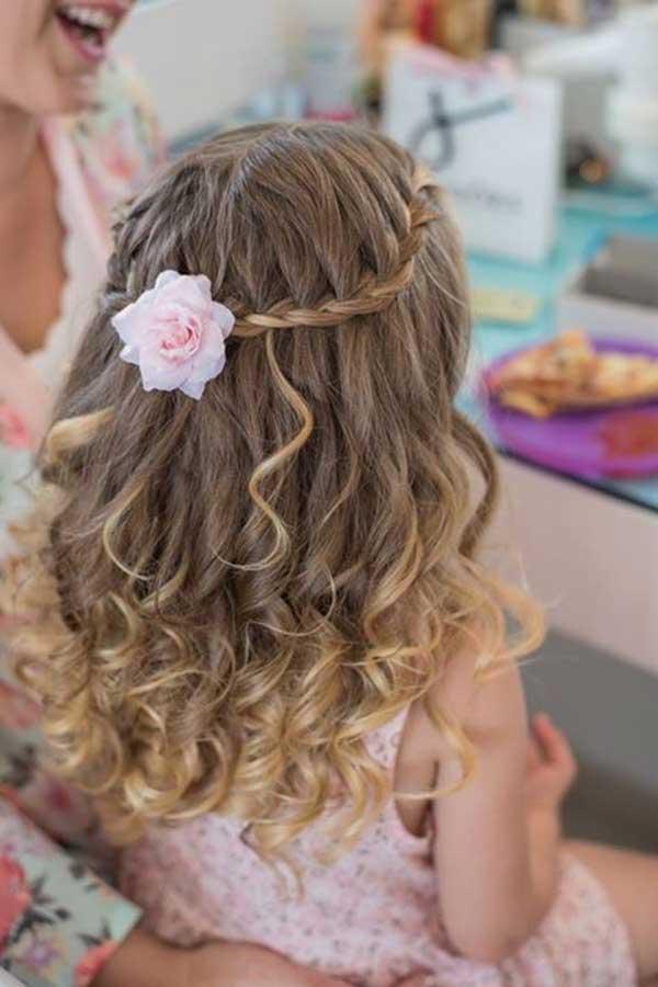 penteados para florista
