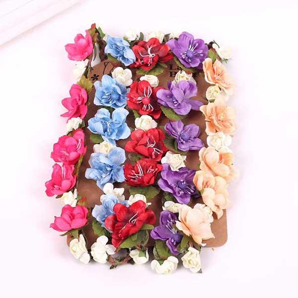 grinalda de flores