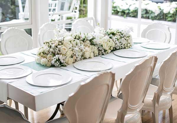 dicas de mesa decorada