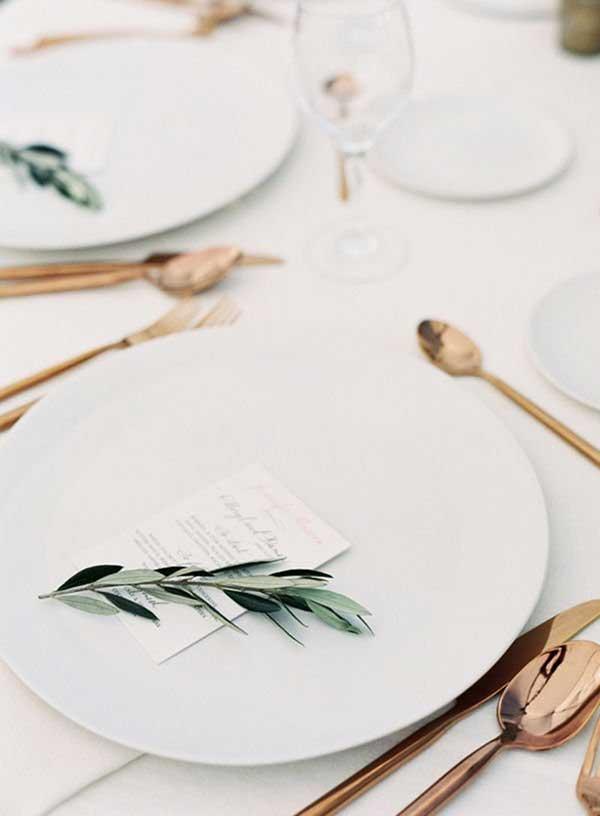 como decorar mesas