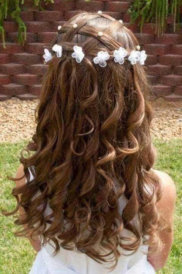 fotos de penteados para florista