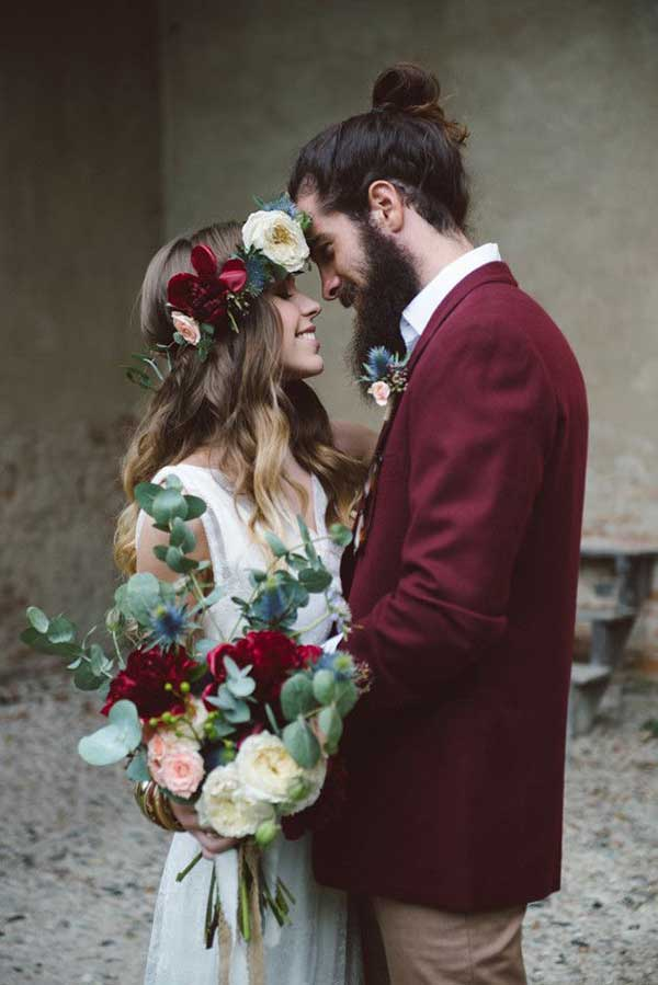 fotos de casamento decorado