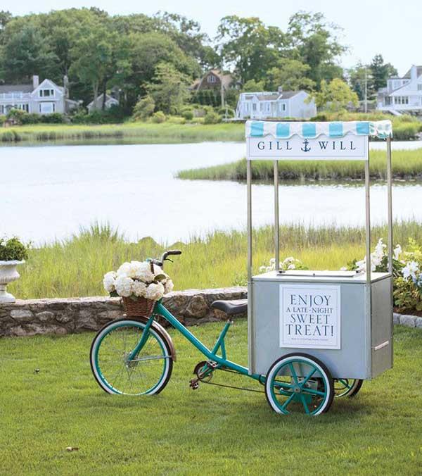 Fotos de Foodbike para Casamento
