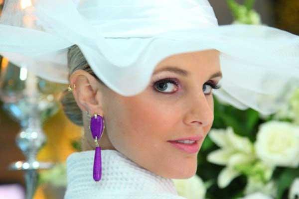 chapéu para noiva