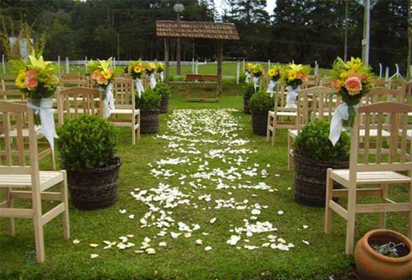 fotos de Casamento na Chácara