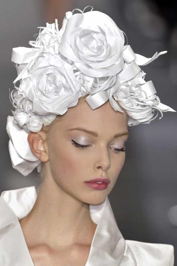 dicas de chapéu para noiva
