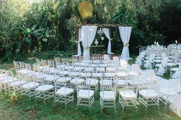imagens de Casamento na Chácara