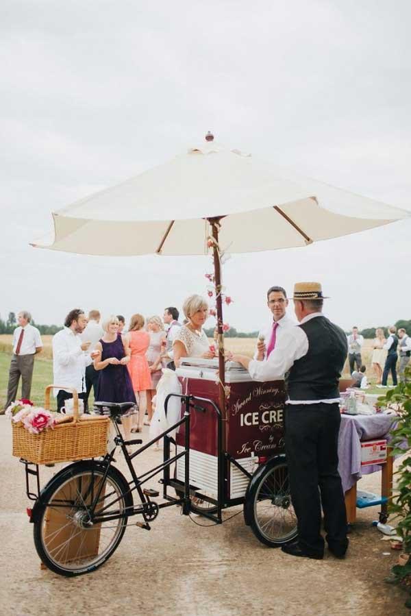Foodbike para Casamento