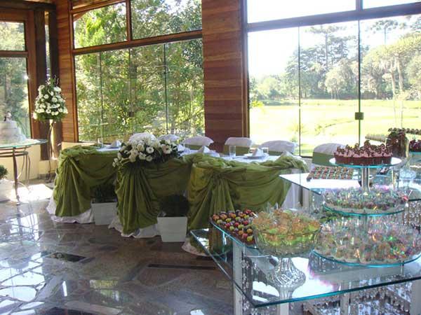 fotos de mesa decorada