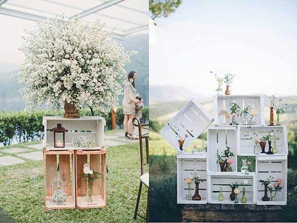 decorar casamentos