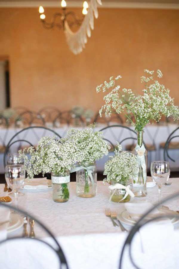para mesa dos convidados