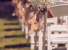Flor Mosquitinho para Casamento