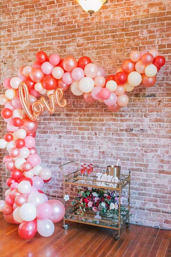 para festa de casamento